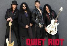 QUIET RIOT To Re-Record 'Road Rage' Album With New Singer JAMES DURBIN