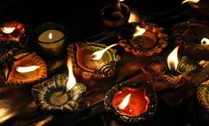 I love these little oil lamps. Buddha Garden, Oil Candles, Shell Candles, Wild Spirit, Practical Magic, Happy Diwali, Samhain, Oil Lamps, Feng Shui