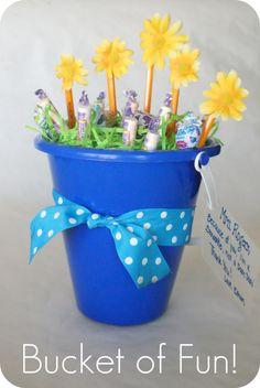 teacher appreciation bucket