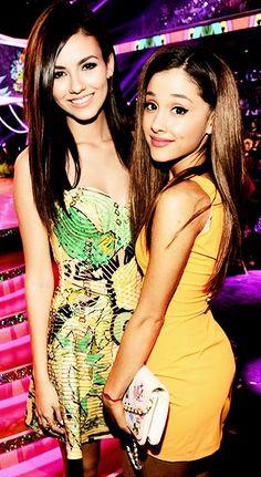 Victoria Justice ♥ Ariana Grande