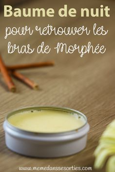 Relaxing night balm - very little ingredient and all natural, it is . Vic Vaporub, Beauty Care, Diy Beauty, Herbal Remedies, Natural Remedies, Cold Remedies, Health Remedies, Parfait, Chocolate Slim