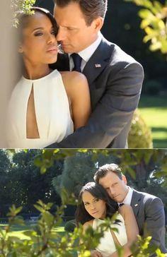 Black woman & white man Femme noire et homme blanc Chocomeet.com