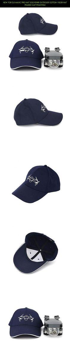 c7b21c9d189 NEW For DJI Mavic PRO Hat Souvenir Outdoor Cotton Visor Hat Peaked Cap  Phantom  mavic