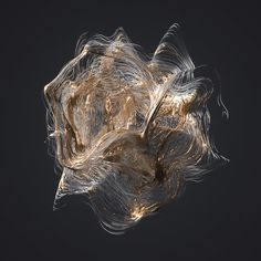 Renders - February 2017 on Behance 3d Texture, Generative Art, 3d Artwork, Science Art, Geometric Art, Motion Design, Installation Art, Unique Art, Game Art