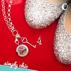 Need the perfect accessory for your formal wear? Try a simple and chic look like this. Www.christaabsher.origamiowl.com