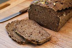 Very easy to make and delicious bread (yeast-free, gluten-free, vegan). You can substitute the flours in this recipe for the ones you have on hand, preferably gluten-free. To substitute xanthan or guar gum : combine1 tbsp flax seeds and chia seeds with 2 tbsp of boiling hot water and whisk into a thick slurry.
