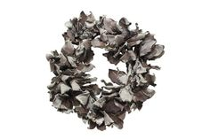 Styled Sealed Delivered - Grey Magnolia Wreath - Christmas wreath | xmas | wreaths | decorations | gray | magnolias