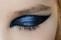#blue #makeup #eyes