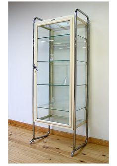 Vintage Medical Cabinet #vintagemedical