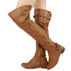MakeMeChic.com –Thigh High Boots - StyleSays