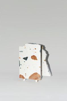 Marmoreal Scrap Scrap Vase No. 4