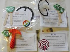 Song teaching kits - give each class a kit for a phrase of the song and have them figure out how to teach the rest of the primary that phrase.