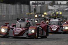 Mazda Perseveres To First WeatherTech Championship Podium Finish In Detroit | IMSA