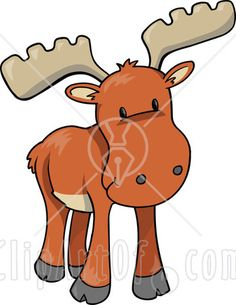 179 best moose clipart images on pinterest in 2018 elk moose rh pinterest com clipart moses clip art moose tracks