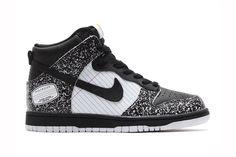 "#Nike Dunk High Premium QS ""Back to School"" #sneakers"