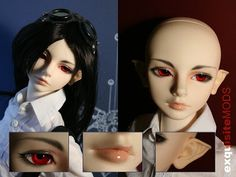 Bonecas Customizadas - Customized dolls