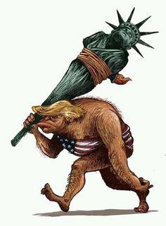 Taking American Liberty Hostage