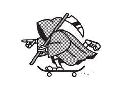 Friar Truck / Designersgotoheaven.com - Ride Fast, Live Long by Chris DeLorenzo.