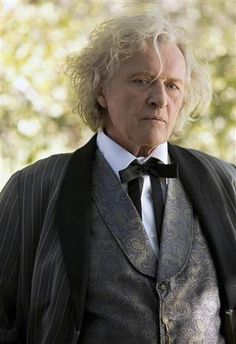 *Rutger Hauer* is a Dutch actor, writer, and environmentalist.  His film credits include  Blade Runner, The Hitcher, Escape from Sobibor, Sin City, Confessions of a Dangerous Mind,  Buffy the Vampire Slayer,  Batman Begins, Hobo with a Shotgun, and True Blood.