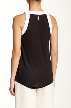 Black & White Finds on HauteLook Color Blocking, Basic Tank Top, Athletic Tank Tops, Nordstrom, Black And White, Shopping, Women, Style, Fashion