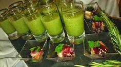 dicas e truques na cozinha : gourmet sopa fria pepino e iogurte grego