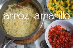 arroz amarillo