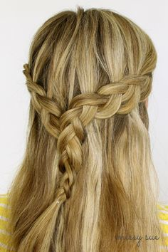 Two Dutch Braids   6 Hairstyles