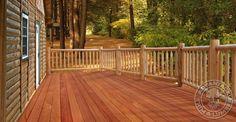 Cumaru Decking - Cumaru Deck - Cumaru Wood
