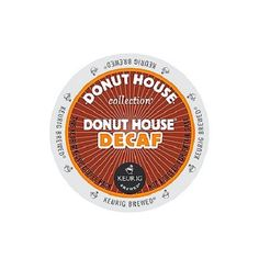 Donut House Collection Donut House Decaf, K-Cup Portion Count for Keurig K-Cup Brewers, 24-Count >>> Find out more about the great product at the image link.