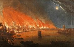 The Great Fire of London of September 1666 was one of the most famous incidents in Stuart England.