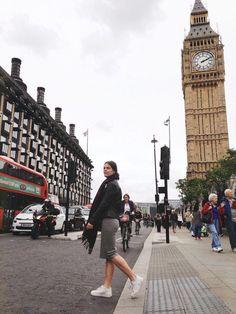 pedestrian people in London