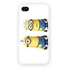 Minions iPhone case. WORLDWIDE SHIPPING!!