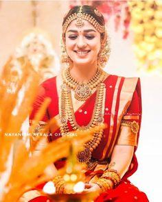 Pattu Saree Blouse Designs To Rock Your Desi Bridal Look Bridal Sarees South Indian, Indian Bridal Outfits, Indian Bridal Fashion, Blouse Back Neck Designs, Beautiful Bollywood Actress, Beautiful Indian Actress, Indie Mode, Pattu Saree Blouse Designs, Wedding Saree Collection