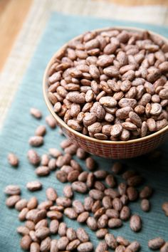 Pin for Later: 10 Vegan Ingredients You Should Have in Your Pantry at All Times Beans