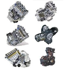 The various configurations of BMW Motorcycle Engines