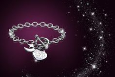 'Moon & Back' Bracelet