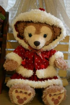Shelliemay outfit costume Disney bear
