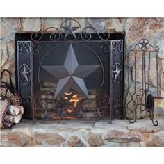 92 Best Fireplace Screens Images Fireplace Screens Stained Glass