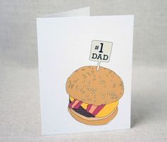 #1 Dad | 20 Father's Day Cards