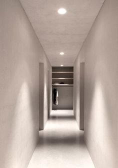 Soft neutral tones, Private House in Italy by Pedevilla Architects _