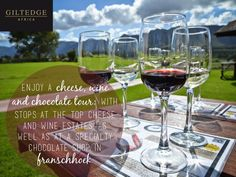 Cape Winelands   Cheese, Wine & Chocolate Tour