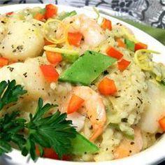 Mixed Seafood Risotto @ allrecipes.com.au
