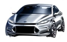 Exterior Design Manager for the all-new Ford Mondeo from Pre-Program Start to Design Theme Selection