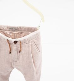 Jogging chino trousers