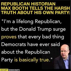 The GOP is the party of  Republikkkan Fascists!
