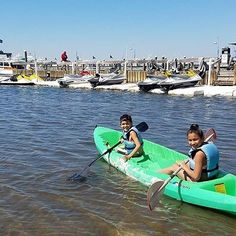 Let's get out on the water for some fun in the sun at Sandestin Golf and Beach Resort this summer! Kayaking on the bay is fun for the whole family!   Instagram: @jenny360