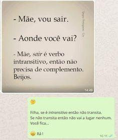 Português em Placas: Eu vou, tu vais, ele vai...