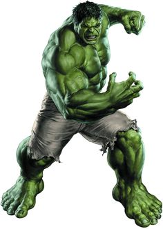 The Incredible Hulk.