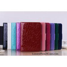 Pop Luxury Fashion 2014 -  Chanel Japanned Leather iPad mini Case -