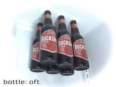 The world's first magnetic bottle hanger for your refrigerator.  Free up some space and make your refrigerator cooler!
